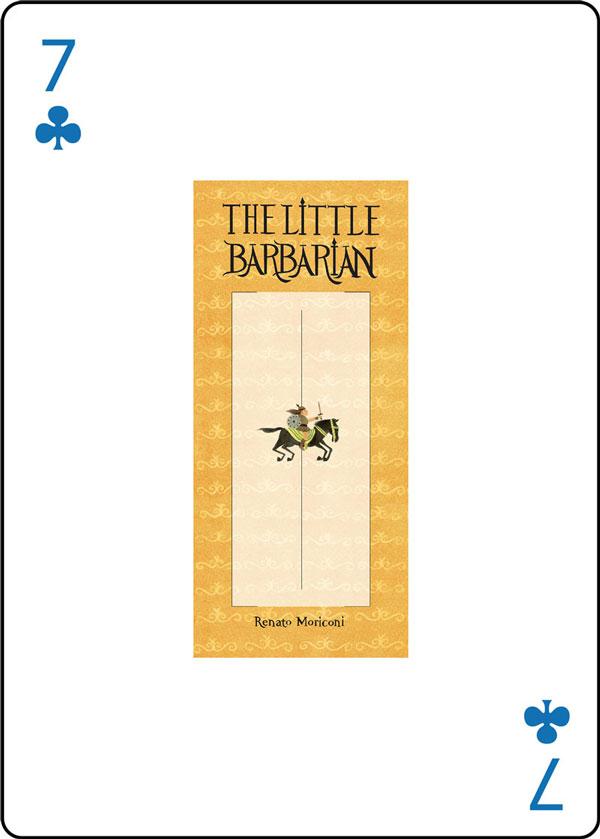The Little Barbarian by Renato Moriconi