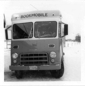 Old photo of Bookmobile