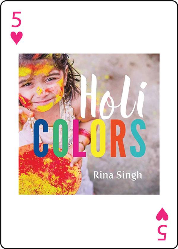 Holi Colors by Rina Singh