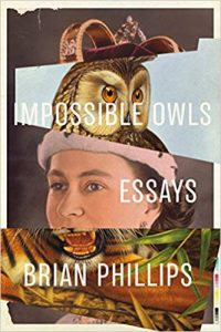 Impossible Owls: Essays by Brian Phillips