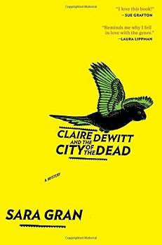 Book Buzz: Claire DeWitt and the City of the Dead