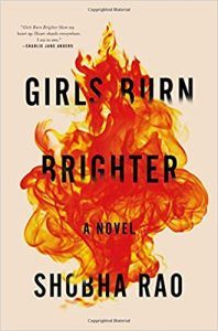 Girls Burn Brighter by Rao, Shobha