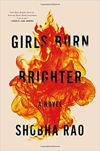 Girls Burn Brighter by Rao, Shobha