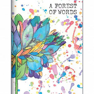 A Forest Of Words 2019 book cover