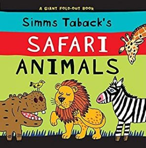 Safari Animals by Simms Taback