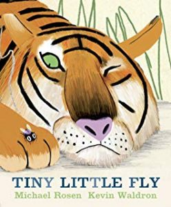 Tiny Little Fly by Michael Rosen and Kevin Waldron