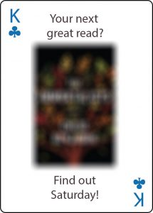 Your next great read? Find out Saturday