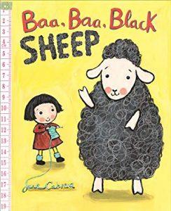 Baa, Baa, Black Sheep Jane Cabrera