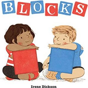 Blocks by Irene Dickson