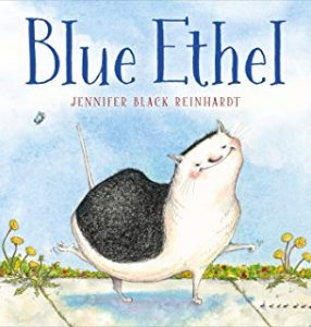 Blue Ethel by Jennifer Black Reinhardt