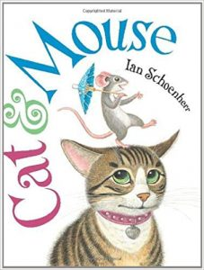 Cat and Mouse by Ian Schoenherr