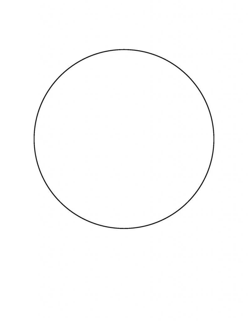 Comics 1 Panel Circle