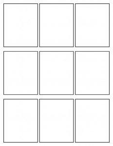 Comics 9 Panel
