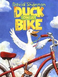Duck on a Bike by David Shannon