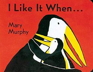 I Like It When...Mary Murphy