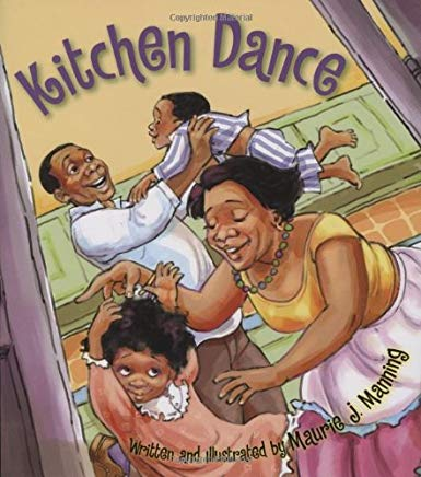 Kitchen Dance by Maurie J. Manning
