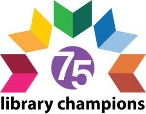 Library Champions Logo