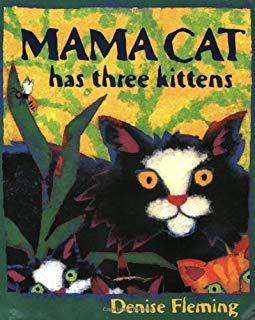 Mama Has Three Kittens