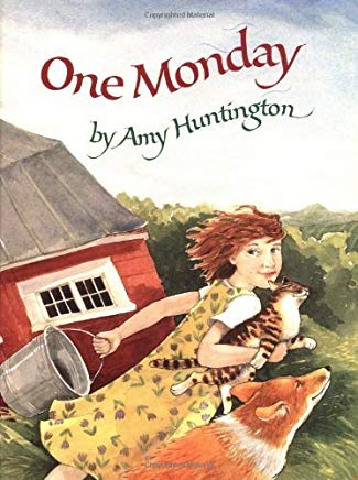 One Monday by Amy Huntington