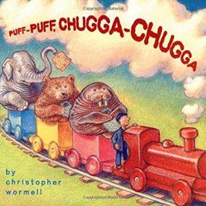 Puff-Puff, Chugga-Chugga by Christopher Wormell