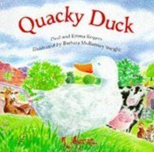 Quacky Duck by Paul and Emma Rogers
