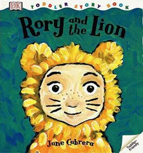 Rory and the Lion by Jane Cabrera