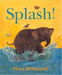 Splash! Flora McDonnell