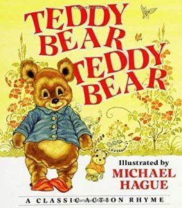 Teddy Bear Teddy Bear Illustrated by Michael Hague