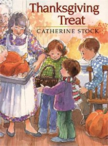 Thanksgiving Treat by Catherine Stock