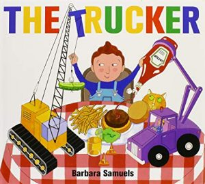 The Trucker Barbara Samuels