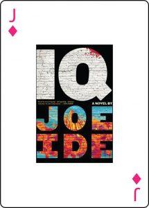 IQ a novel by Joe Ide