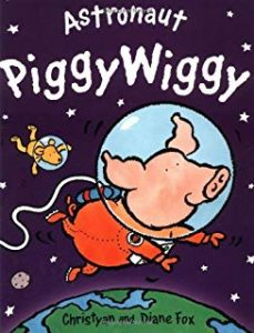 astronaut piggywiggy by christyan and diane fox