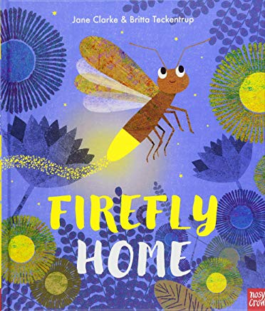 firefly home by jane clarke illustrated by britta teckentrup