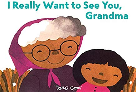 i really want to see you grandma by taro gomi