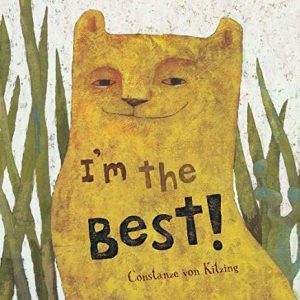 i'm the best by constanze von kitzing