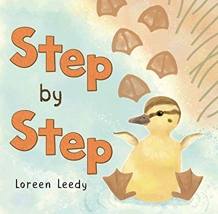 step by step by loreen leedy