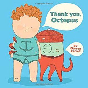 thank you octopus by darren farrell