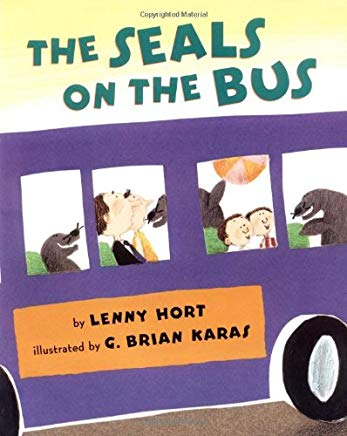 the seals on the bus by lenny hort illustrated by G. Brian karas