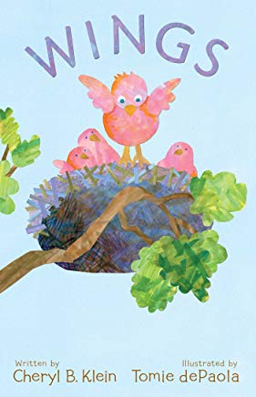 wings by cheryl b. klein illustrated by tomie depaola