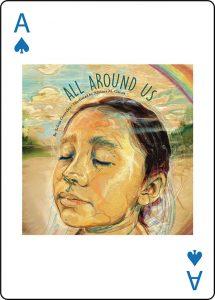 All Around Us by Xelena Gonzalez