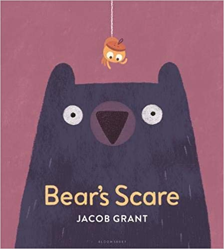 Bear's Scare by Jacob Grant
