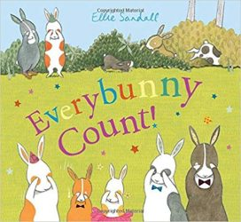 Everybunny Count by Ellie Sandal