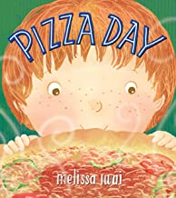 pizza day by Melissa Iwai