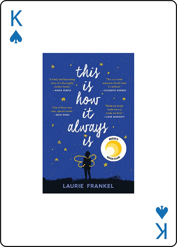This is How It Always Is by Laurie Frankel