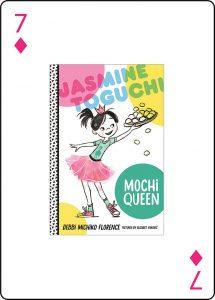 Jasmine Toguchi: Mochi Queen by Debbi Michiko Florence, Illustrated by Elizabet Vukovic