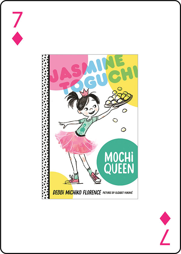 Jasmine Toguchi: Mochi Queen by Debbi Michiko Florence, Illustrated by Elizabet Vukovic