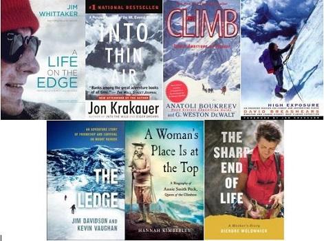 Book Buzz: Climber's Corner