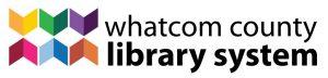 Whatcom County LIbrary System logo