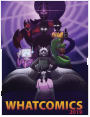 image of cover of Whatcomics 2019