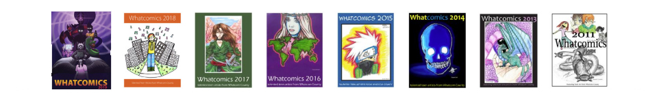 Image of previous whatcomics issues